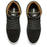 Supra Men's Yorek High Top Trainers - Black/White: Image 2
