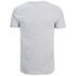 Marvel Men's Captain America Shield T-Shirt - Grey Marl: Image 2