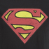 DC Comics Superman Distress Logo Herren T-Shirt - Schwarz: Image 3