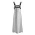 KENZO Women's Long Maxi Dress - White: Image 2
