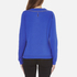 KENZO Women's Logo Sweatshirt - Blue: Image 3
