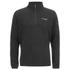 Columbia Men's Titan Pass 1.0 Half Zip Fleece - Black: Image 1