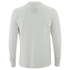 Tokyo Laundry Men's Arturo Button Long Sleeve Top - Ivory: Image 2