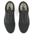 Vans Unisex Old Skool Canvas Trainers - Black/Black: Image 2