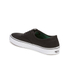 Vans Men's Authentic Sport Pop Trainers - Black/Kelly Green: Image 5