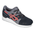 Asics Gel-Lyte III 'Granite Pack' Trainers - Black/Chilli: Image 4