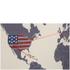 Carte du monde à broder: Image 3