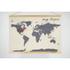 Carte du Monde - Édition à Broder: Image 2