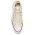 Converse Women's Chuck Taylor All Star Crochet Hi-Top Trainers - Parchment/White: Image 3
