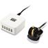 BOX Charge Hub - White/Black: Image 3