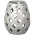 Parlane Beatrix Ceramic Candle Holder - Grey: Image 1