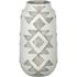 Parlane Lopez Ceramic Vase - Cream (300mm x 160mm): Image 1