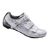 Shimano RP3W SPD-SL Cycling Shoes - White: Image 1