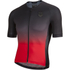 Nalini Crit Ti Short Sleeve Jersey - Red/Black: Image 1