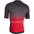 Nalini Crit Ti Short Sleeve Jersey - Red/Black: Image 2