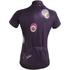 Nalini Women's Pandora Ti Short Sleeve Jersey - Purple: Image 2