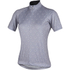 Nalini Women's Acquaria Short Sleeve Jersey - Grey: Image 1
