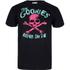 Goonies Skull Heren T-Shirt - Zwart: Image 1