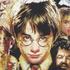 Harry Potter & Friends Men's T-Shirt - Black: Image 5