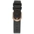 Olivia Burton Women's Big Dial Watch - Black/Rose Gold: Image 2
