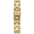 Olivia Burton Women's Midi Dial Watch - Black Dial/Gold Bracelet: Image 2