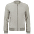 Selected Homme Men's Ean Suede Bomber Jacket - Abbey Stone: Image 1