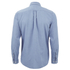 Selected Homme Men's One Nolan Long Sleeve Shirt - Light Blue Denim: Image 2