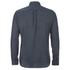 Selected Homme Men's Donenelson Long Sleeve Shirt - Dark Sapphire: Image 2