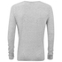 Selected Homme Men's Denton Crew Neck Sweatshirt - Light Grey Melange: Image 2