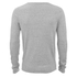 Selected Homme Men's Token Crew Neck Jumper - Light Grey Melange: Image 2