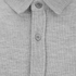 Selected Homme Men's Union Long Sleeve Shirt - Light Grey Melange: Image 3