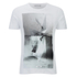 Selected Homme Men's York Crew Neck T-Shirt - Bright White: Image 1