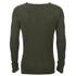 Selected Homme Men's Denton Crew Neck Sweatshirt - Dark Green: Image 2