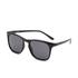 Selected Homme Men's Alberto Wayfarer Sunglasses - Black: Image 2