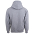 Marvel Deadpool Men's Paint Logo Hoody - Grey: Image 4
