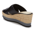 Lauren Ralph Lauren Women's Flatform Sandals - Black: Image 4
