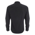 Brave Soul Men's Charlie Pocket Long Sleeve Shirt - Black: Image 2