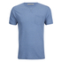 Brave Soul Men's Arkham Pocket T-Shirt - Light Blue Marl: Image 1
