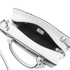 Lauren Ralph Lauren Women's Yolanda Convertible Satchel Bag - Bright White: Image 4