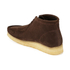 Clarks Originals Men's Wallabee Boots - Brown Suede: Image 6