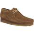 Clarks Originals Men's Wallabee Shoes - Cola Suede: Image 2