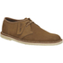 Clarks Originals Men's Jink Suede Shoes - Cola: Image 2