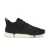 Clarks Originals Men's Trigenic Flex Shoes - Black: Image 1