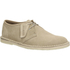 Clarks Originals Men's Jink Suede Shoes - Sand: Image 2
