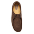 Clarks Originals Men's Wallabee Shoes - Dark Brown Suede: Image 3