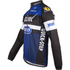 Etixx Quick-Step Long Sleeve Long Zip Jersey 2016 - Black/Blue: Image 3