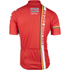 Lotto Soudal Short Sleeve Jersey 2016 - Red/White: Image 2