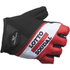 Lotto Soudal Mitts 2016 - Red/White: Image 3