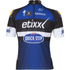 Etixx Quick-Step Short Sleeve Jersey 2016 - Black/Blue: Image 1