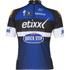Etixx Quick-Step Short Sleeve Jersey 2016 - Black/Blue: Image 1
